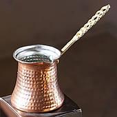 Турка (джезва) для кофе (1 шт.) 100 мл