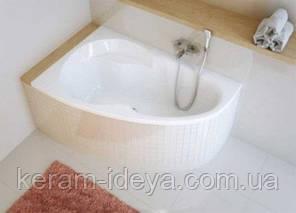 Ванна акриловая Excellent Newa Plus 160x95см WAEX.NEL16WH левая, фото 2