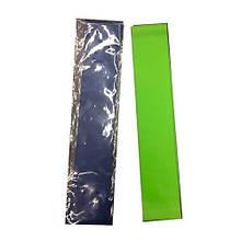 Эспандер лента, 60*5см, толщина 0,5мм, 2 цвета, в пак. 32*7см (200шт)
