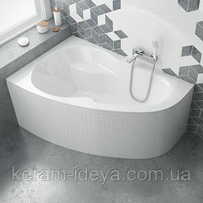 Ванна акриловая Excellent Newa Plus 160x95см WAEX.NEP16WH правая, фото 2