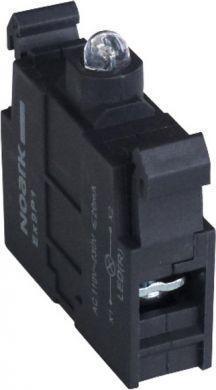 Ex9P1 LEDy 110V-230V AC, LED индикатор для кнопок Ex9P1 желтый 110V-230V AC (105603)