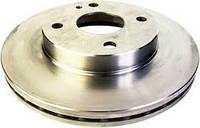 Передние тормозные диски вентилируемые  Пежо 405,Саманд PEUGEOT 405 (SAMAND)