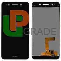 Дисплей (экран)  Huawei Enjoy 5s/GR3 (TAG-L21/TAG-L01/TAG-L03) + тачскрин (сенсор), черный