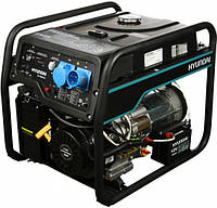 Бензиновый генератор Hyundai HHY 7020FE (Бесплатная доставка по Украине)