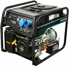 Бензиновый генератор Hyundai HHY 7020FE-ATS (Бесплатная доставка по Украине)