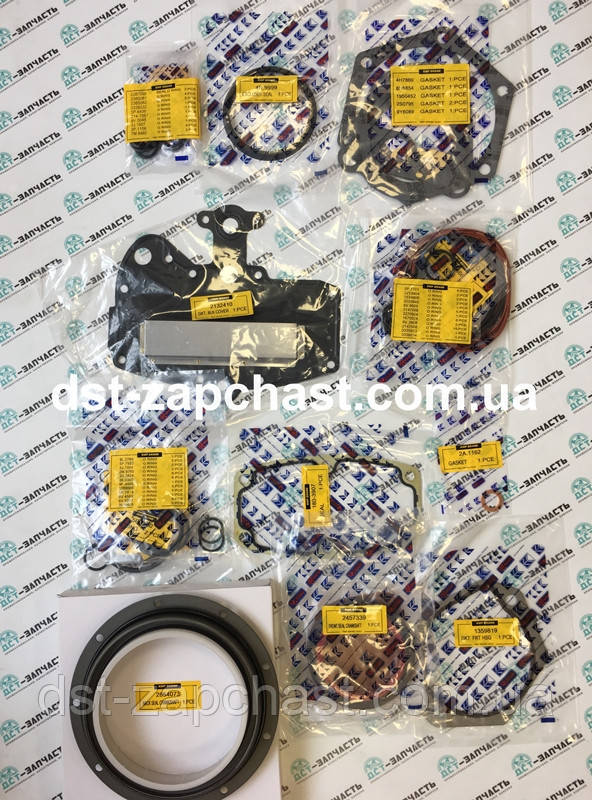 Набор прокладок нижний CAT C9 KMP-C9-K2/KMPC9K2