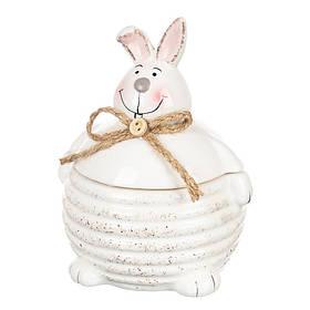 """Емкость для меда и сахара """"Пасхальный кролик"""" 008AP"""