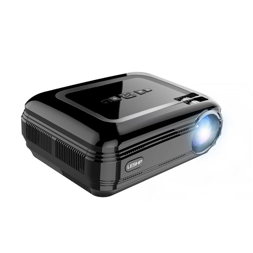 HD Проектор Leshp 3200 (Excelvan BL58), 1280х800, Black