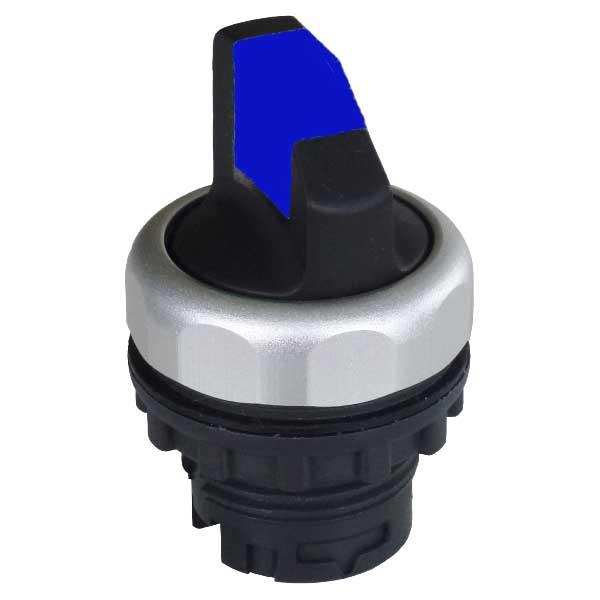 Ex9P1 Sl b, 2-позиционный переключатель I-0, с подсветкой стабильный (105675), синий