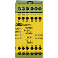 774547 Реле безпеки PILZ PNOZ XV3 10/24VDC 3n/o 2n/o t fix, фото 2