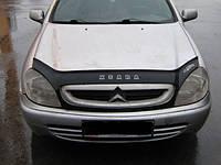 Дефлектор капота (мухобойка) Citroen Xsara c 2000-2005 г.в.