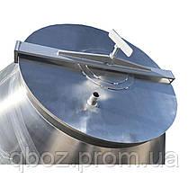 Бетономешалка из нержавеющей стали 120 литров, фото 2