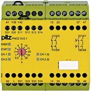 774552 Реле безпеки PILZ  PNOZ XV2.1 3/24-240VACDC 2n/o 2n/o t, фото 2