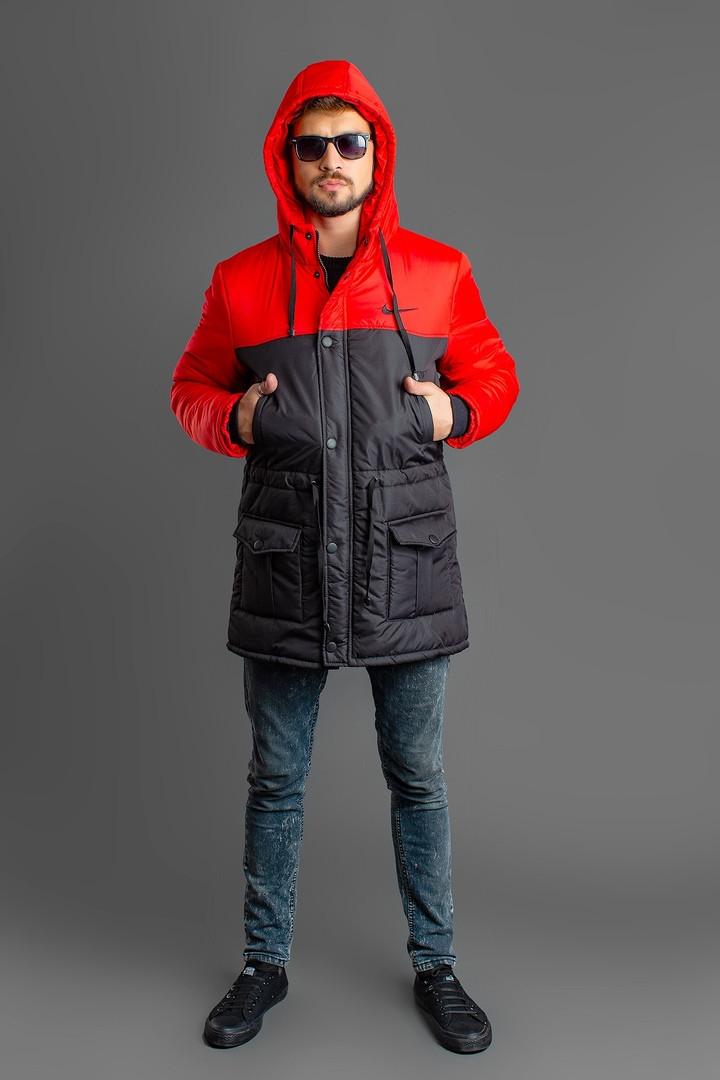 """Зимняя парка мужская """"Nike"""""""