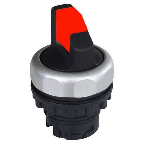 Ex9P1 S r, 2-позиционный переключатель I-0, стабильный (105668), красный, фото 2
