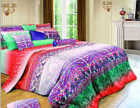 Постельное белье Сатин  евро  производство Турция торговой марки Bella Donna