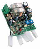 Плата подключения аккумуляторов, аварийного питания Came LB38