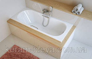 Ванна акриловая Excellent Clesis Lux 170x75см WAEX.CLL17WH, фото 2