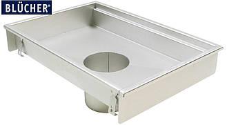 Кухонний канал BLUCHER, нержавіюча сталь, 500x1000 мм, DN110 арт. 660GH010-11
