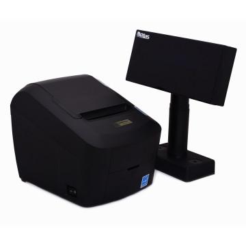 Фискальный регистратор Datecs FP-320 с индикатором клиента DPD-202
