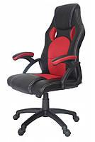 Кресло компьютерное игровое или для офиса Home Fest OSKAR КРАСНОЕ