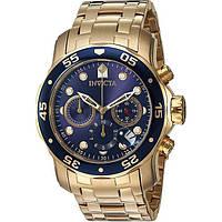 Мужские швейцарские часы INVICTA 0073 Pro Diver Инвикта дайвер  водонепроницаемые швейцарские для дайвинга 53f99537e0c