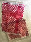 Полиэтиленовый пакет с прорезной ручкой ''Бантик миник'' 225*290 мм, 100 шт, фото 2