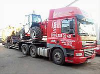 Перевозки спецтехники и других грузов