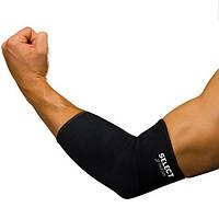 Еластична ліктьова накладка SELECT Elastic Elbow Support 572 розмір M