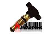 Кран подпитки на газовый котел Chaffoteaux Mira61312368