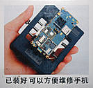 Подставка держатель штатив для фена паяльной станции плат и ребола микросхем Yu jia, фото 8