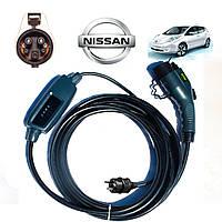 Зарядное устройство для электромобиля Nissan Leaf  Duosida J1772-16A, фото 1