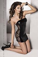 Сексуальное латексное платье Passion Vena black