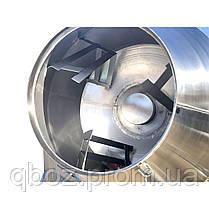 Бетономешалка из нержавеющей стали 160 л, фото 2