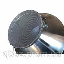 Бетономешалка из нержавеющей стали 160 л, фото 3