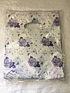 Полиэтиленовый пакет с прорезной ручкой ''Роза'' 155*200 мм, 100 шт, фото 2