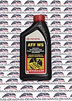 Масло для автоматических коробок передач Toyota ATF WS 0,946 л