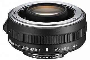 Телеконвертeр Nikon TC-14E III AF-S