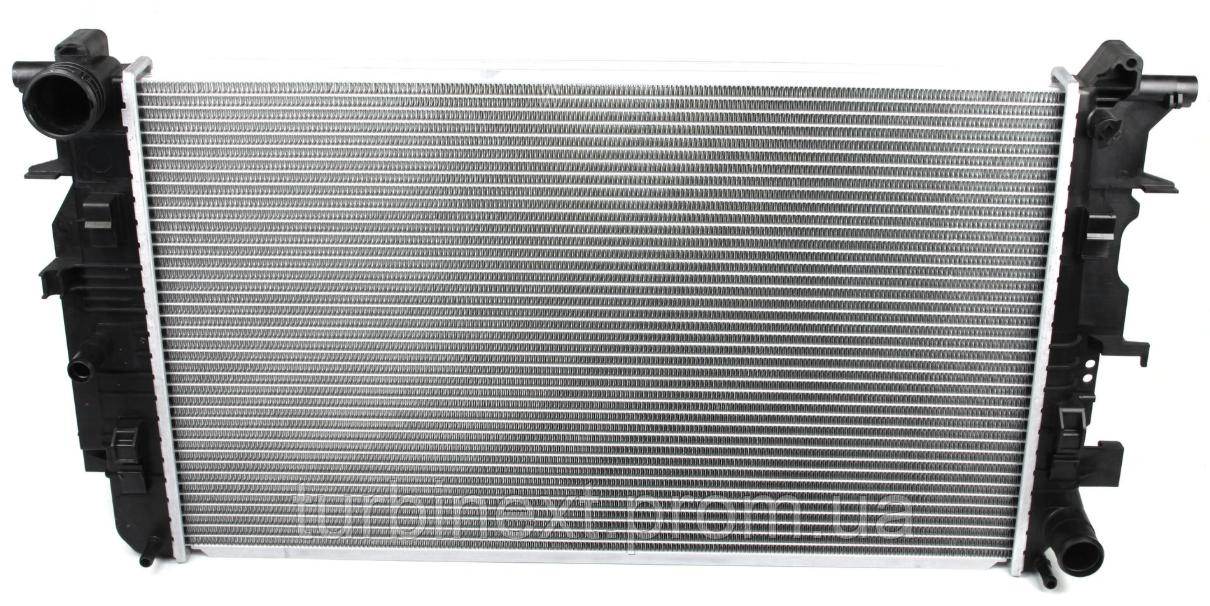 Радиатор охлаждения SOLGY 112039 MB Sprinter/VW Crafter 06- (+AC/-AC)