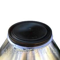 Бетономешалка из нержавеющей пищевой стали 180 литров, фото 3