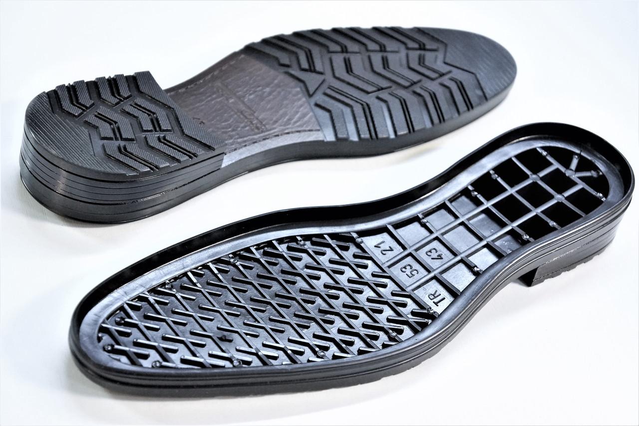 Подошва для обуви мужская 5321 р.40-45