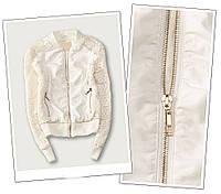 Куртка женская на весну белая