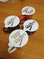 Трафареты для кофе, фото 1