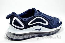 Мужские кроссовки в стиле Nike Air Max 720, White\Blue, фото 3