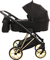 Универсальная коляска 2 в 1 Tako Jumper V Black Gold
