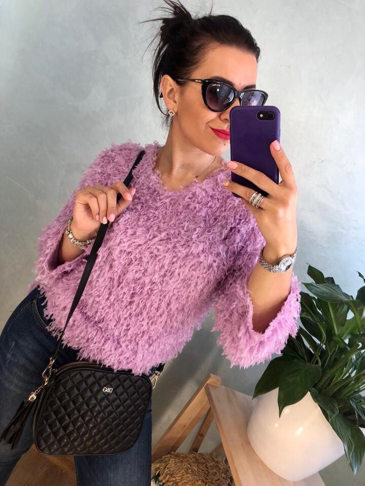 Женский свитер  РАЗНЫЕ ЦВЕТА (Фабричный Китай )