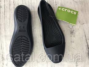 """Кроксы. Crocs. """"Сиена"""". Темно-синий, фото 3"""