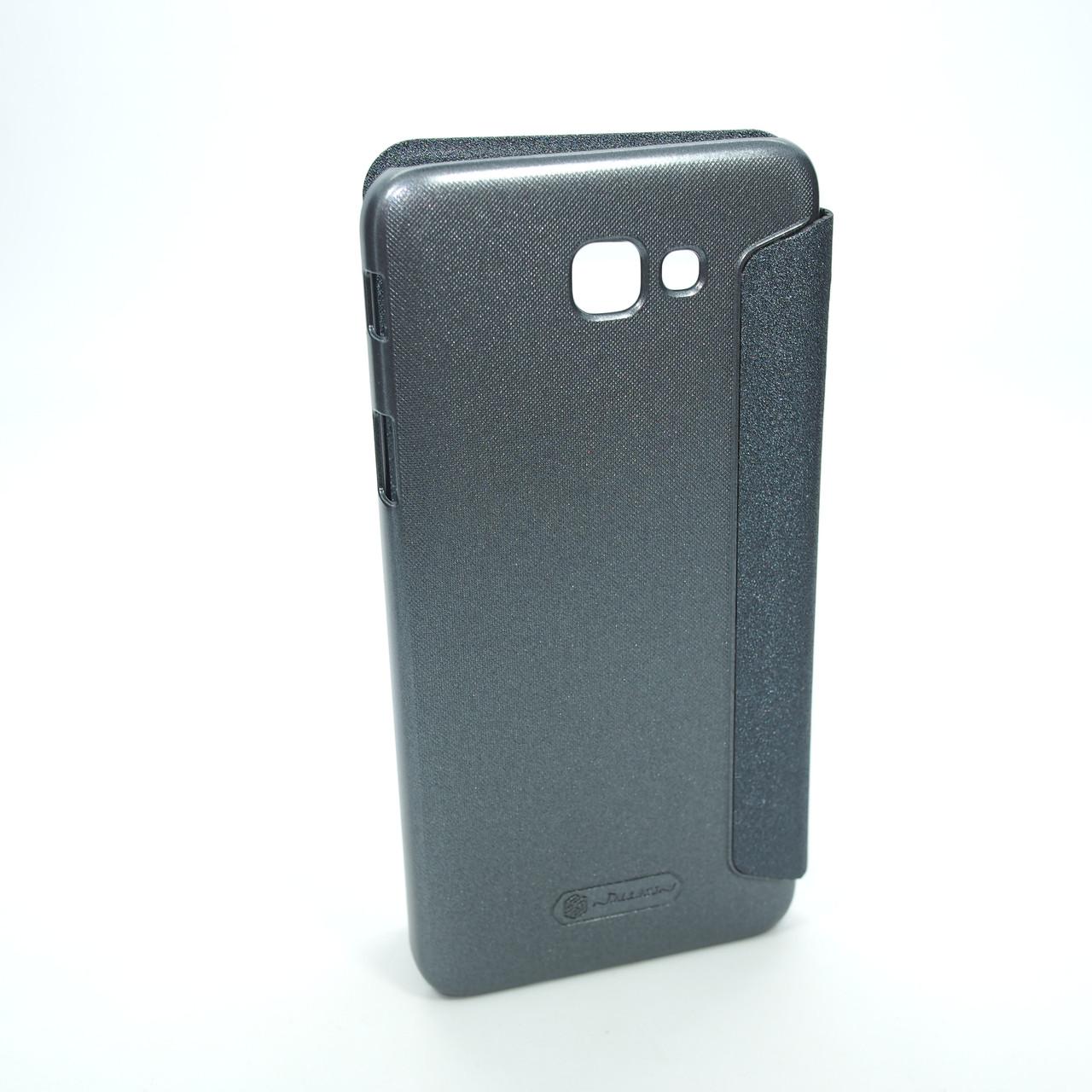 Чехлы для Galaxy J Prime Series Nillkin Sparkle Samsung J5 G570 black
