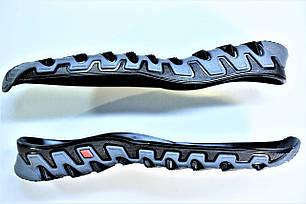 Подошва для обуви мужская 5518 чер р.38-45, фото 2