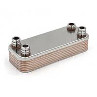 Теплообменник ГВС Vaillant Turbomax-Atmomax Pro-Plus, Ecomax, Aquaplus 14 пластин (17B1901415)